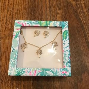 Lilly Pulitzer Jewelry Set